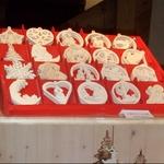 Suspensions de Noël en bois