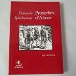 Proverbes d'Alsace