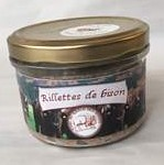 Rillettes de bison