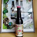 Bière de printemps 100è singe