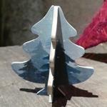 Sapin en bois imprimé