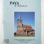 Bulletins de la société d'histoire et d'archéologie de Saverne et environs