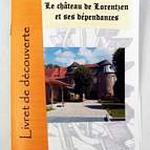 """Livret découverte """"Le château de Lorentzen et ses dépendances"""""""
