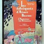 """Livre """"Les sobriquets d'Alsace Bossue - Tome 1"""