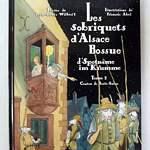 """Livre """"Les sobriquets d'Alsace Bossue"""" - Tome 2"""