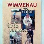 """Livre """" Wimmenau, fête de la moisson en 100 images de Jean-Georges SERFASS"""""""