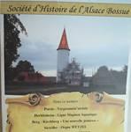 Bulletins de la société d'histoire de l'Alsace Bossue