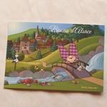 Carte postale Lovely Elsa
