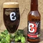 Bière noire artisanale et bio