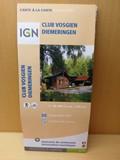 Carte Club Vosgien sect. Diemeringen