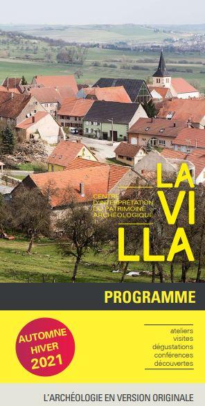 Programme automne CIP La Villa