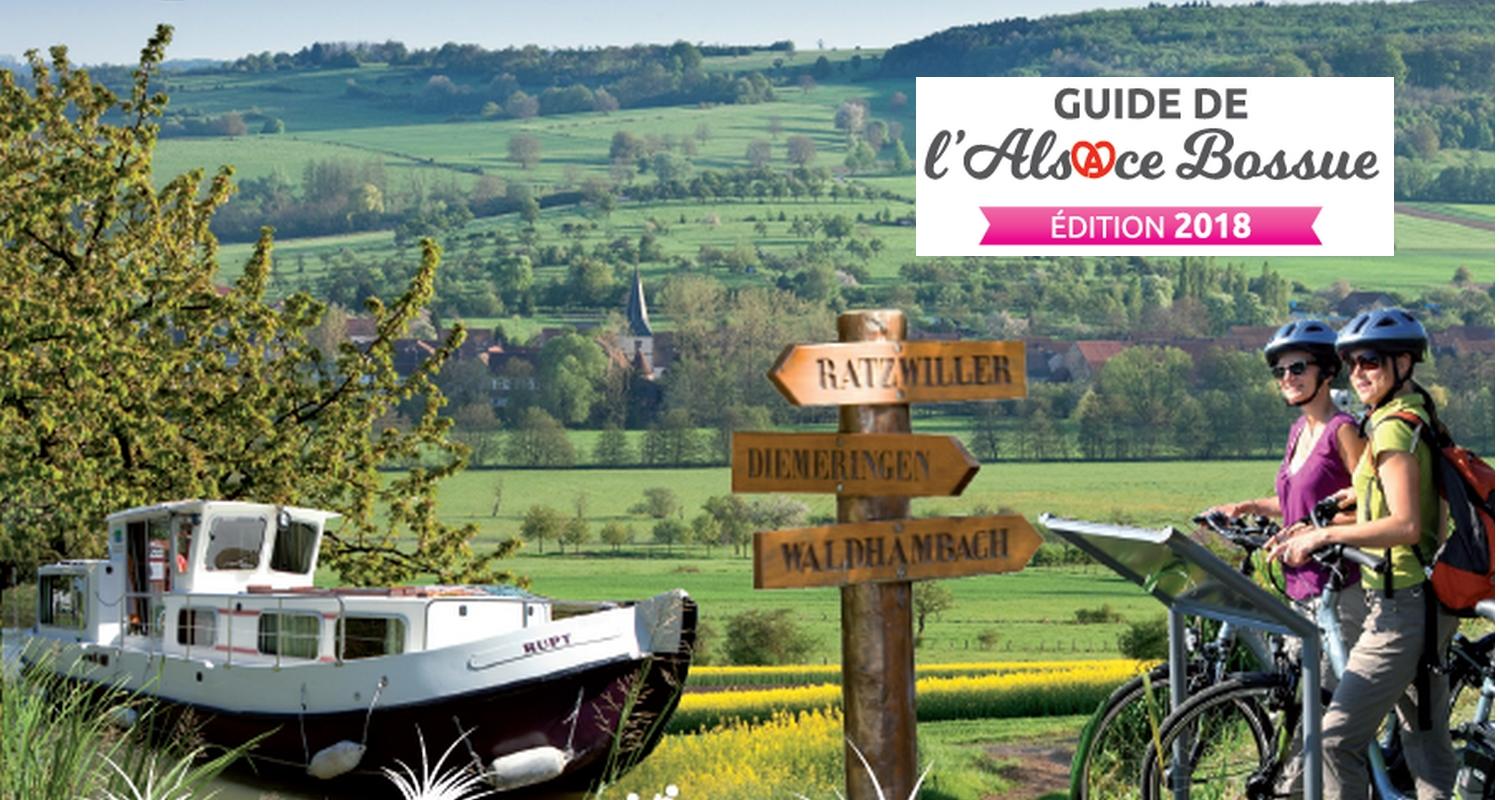 Guide de l'Alsace Bossue 2018