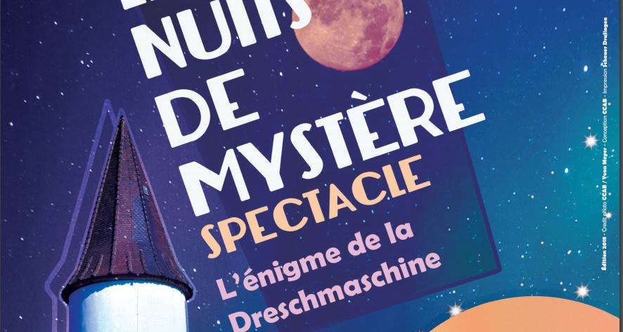 Les Nuits de mystère 2018