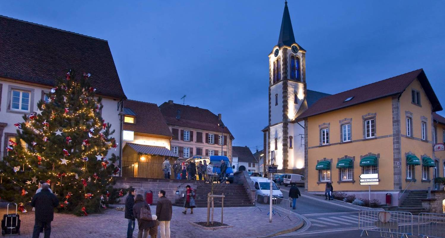 Noël en Alsace Bossue