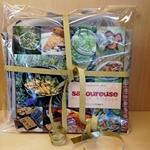 Tablier et livre savoureuse Alsace Bossue