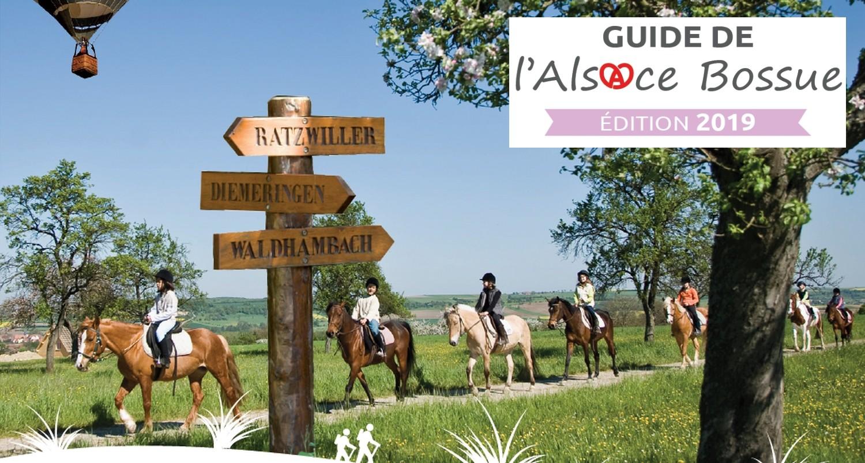 Guide de l'Alsace Bossue 2019
