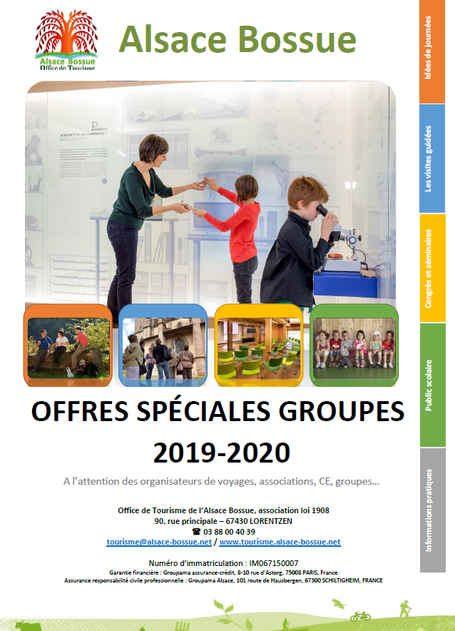 Brochure groupe 2018