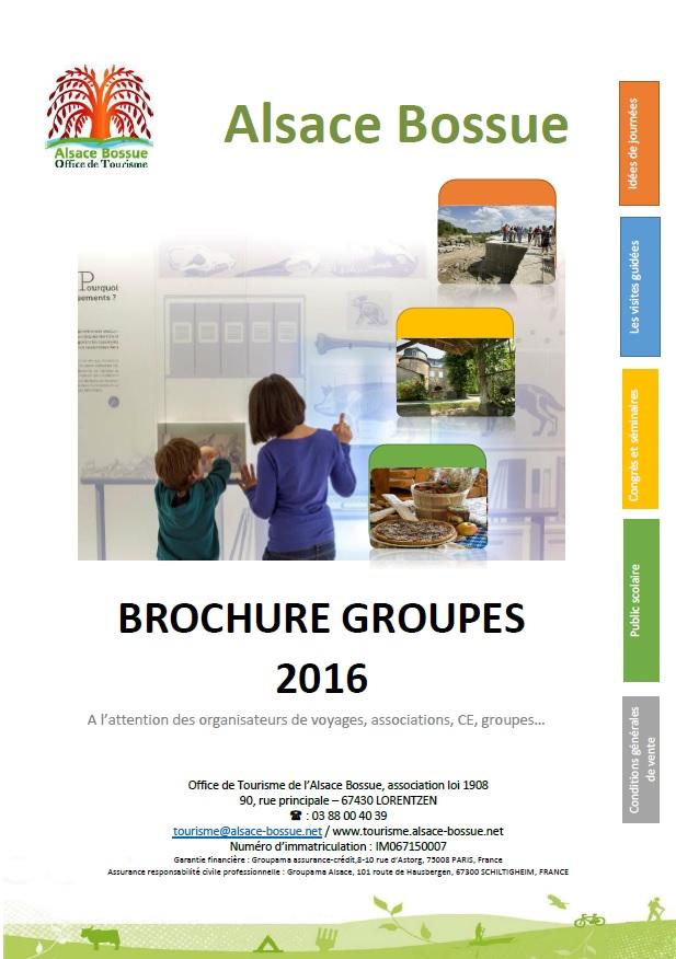 Téléchargez notre brochure groupe 2016