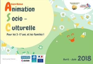 animation socio culturelle printemps 2018