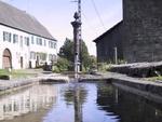 """Exposition """"Fontaines et lavoirs d'Alsace Bossue"""""""