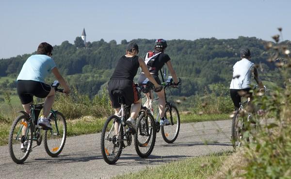 L'Alsace Bossue à vélo